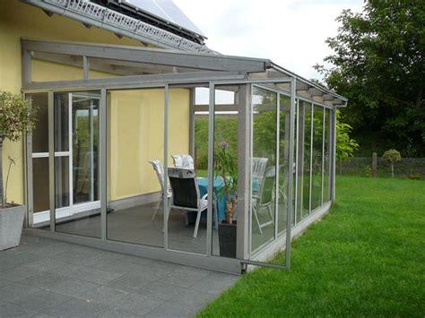 Mobiler Wintergarten