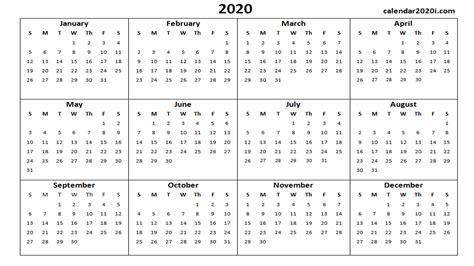 printable calendar  word format printable calendar