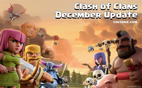 how to upgrade players in clash of clans clash of clans december update town hall 11 cocland