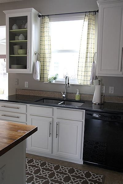 Diy Kitchen Curtain Ideas Make Curtains On Shades Curtains And Window Treatments