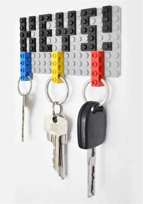 Key Rack Holder by 20 Clever And Functional Key Holders Bored Panda