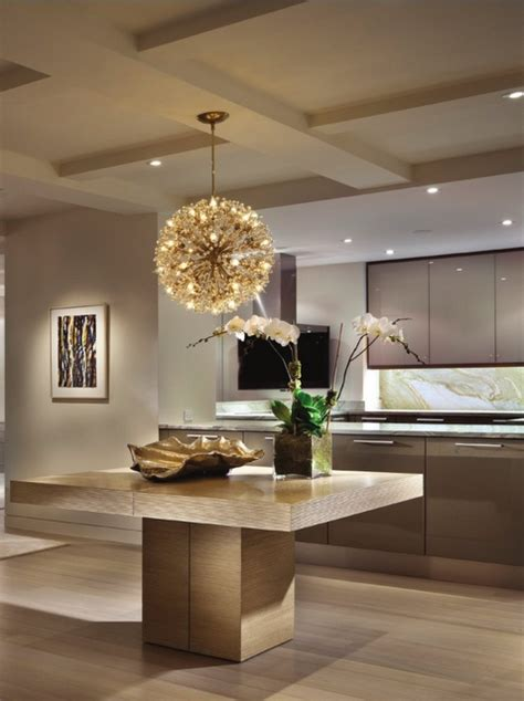 Latest Kitchen Interior Designs by Il Fascino Dei Lampadari 4 Donne Per L Architettura