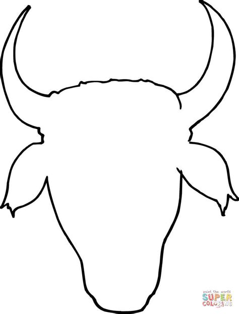 Cow Drawing Outline by Cow Outline Coloring Page Free Printable Coloring Pages