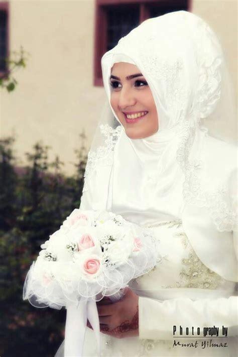 Gaun Pengantin 006 foto menawan gaun pengantin muslim di foto 6