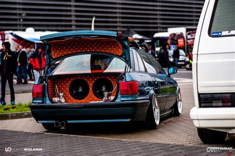 Audi 80 B3 Tuning by Stance Audi 80 B3 Rear