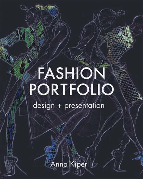 fashion illustration cover page book review fashion portfolio design and presentation by