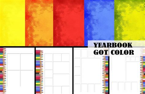 Photo Book Template Yearbook Got Color Quick Album Prestophoto Yearbook Template