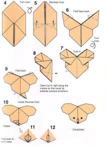 Origami Step By Step - schematic diagram free schematic get free image