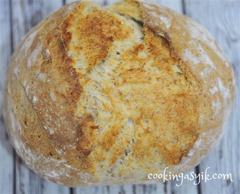 Oven Roti Tradisional roti baguette yang tidak panjang boleh ya cooking asyik
