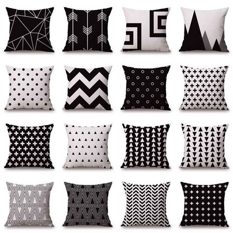 black and white sofa pillows 25 best ideas about sofa pillows on