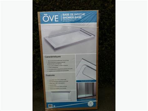 Ove Shower Base by Ove Shower Base 32 Quot X 60 Quot Brand New In Box City