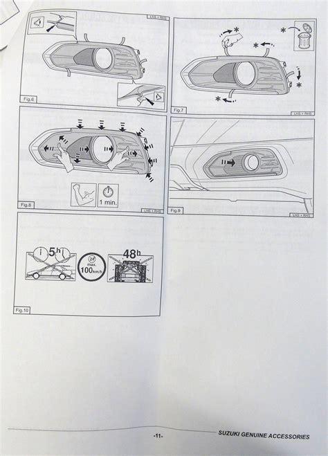 Blender Vitara 106 autohaus f 252 rst onlineshop nebelscheinwerfer umrandung chrom suzuki sx4 s cross