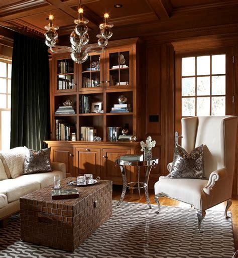 living room ideas blend modern glamour  classic