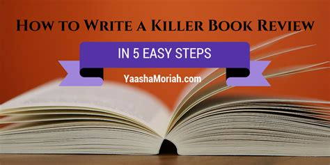 steps to writing a book report easy steps to writing a book report