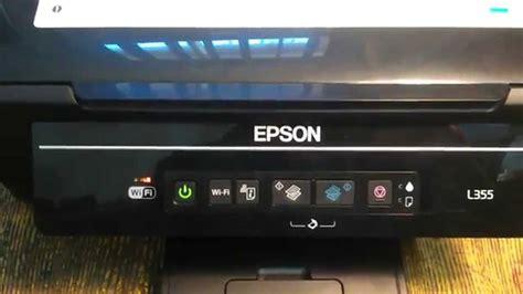 Printer Epson L210 Kliknklik Computer epson l110 l210 l300 l350 and l355 blink reset computer