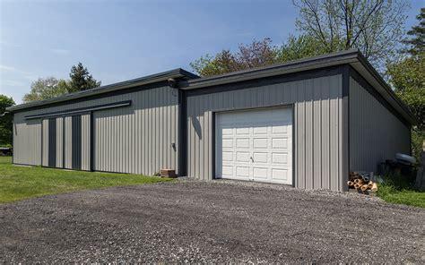 prefab metal storage building kits gensteel