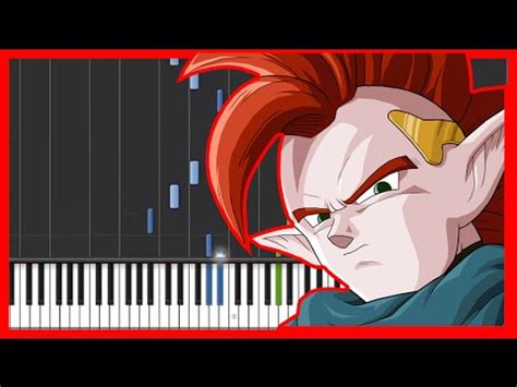 tutorial piano dragon ball z dragon ball z tapion s theme easy piano tutorial