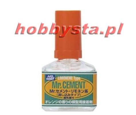 Mr Cement Limonene Mc 130 mr cement limone klej z pędzelkiem gunze sangyo mc130 kleje