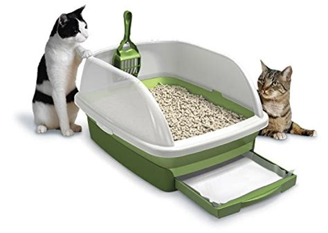 Cat Litter System Canada - tidy cats cat litter litter box kit system 1 kit