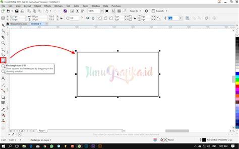 tutorial dasar menggunakan corel draw tutorial coreldraw dasar cara menggabungkan beberapa