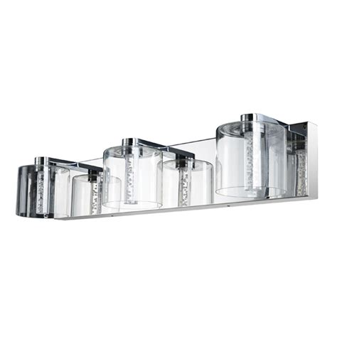 rona bathroom lighting quot fernandel quot 3 light bathroom fixture rona 139 ksmac