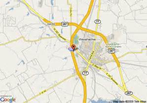 waxahachie map map of knights inn and suites waxahachie waxahachie