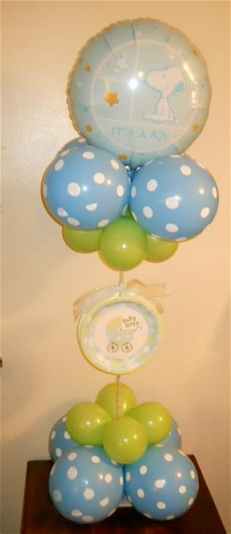 baby balloon decorations party favors ideas