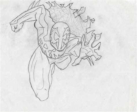 spider man 2099 free coloring pages