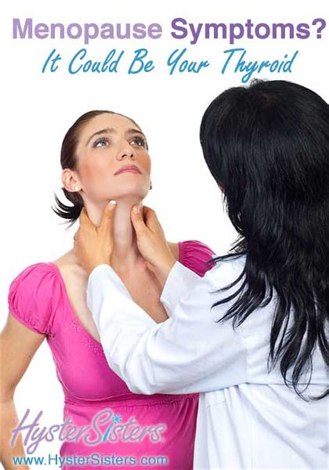 thyroid and mood swings did you have your thyroid checked during menopause