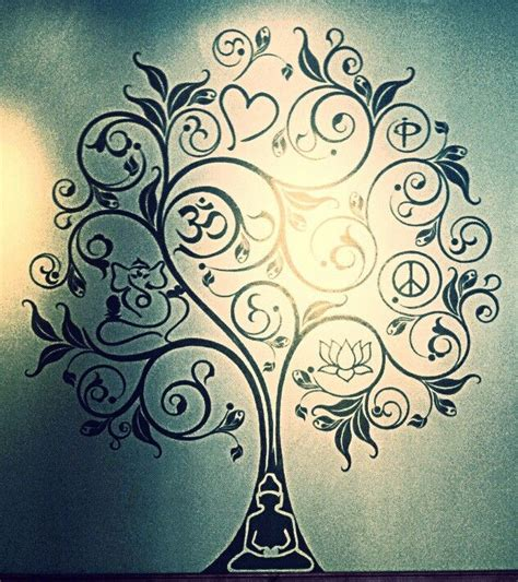 bodhi tree tattoo buddha tree inspiration trees