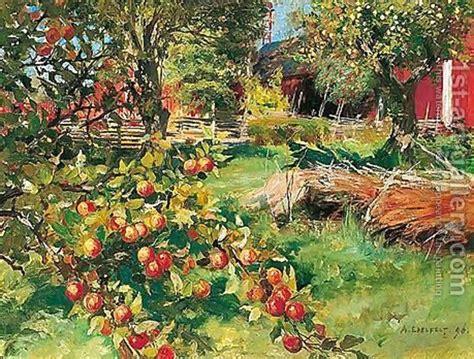 fruit garden vanhasta hedelmatarhasta from the fruit garden by