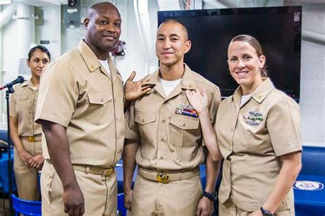russell dickerson spouse navy identifies 3682 sailors for promotion to chief petty