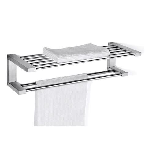 Stainless Steel Towel Shelf by Zack Fresco Towel Shelf Stainless Steel 40145 At
