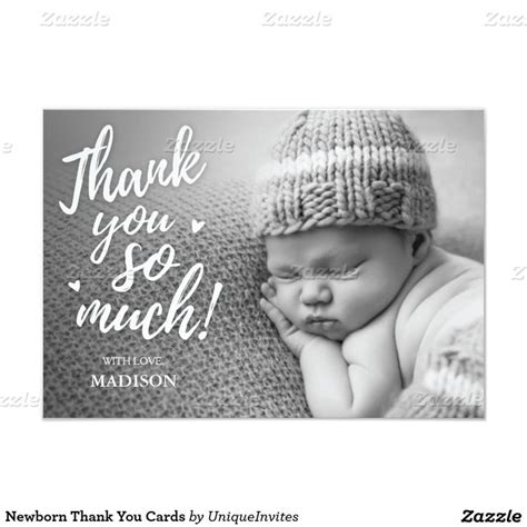 Thank You Card Ideas For Baby Shower by 25 Best Ideas About Baby Thank You Cards On