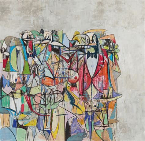 list of contemporary artists condo george compression iv abstract sotheby s