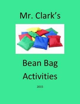 pe lesson bean bags physical education bean bags pe the o