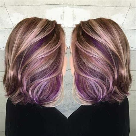 plumb colour hairstyles 1000 bilder zu trend frisren auf pinterest invertierte