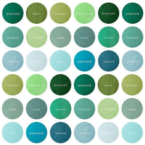 green combination color 43 best blue and green pallette images on pinterest