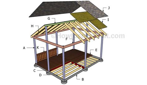 how to build a gazebo how to build a gazebo from wood