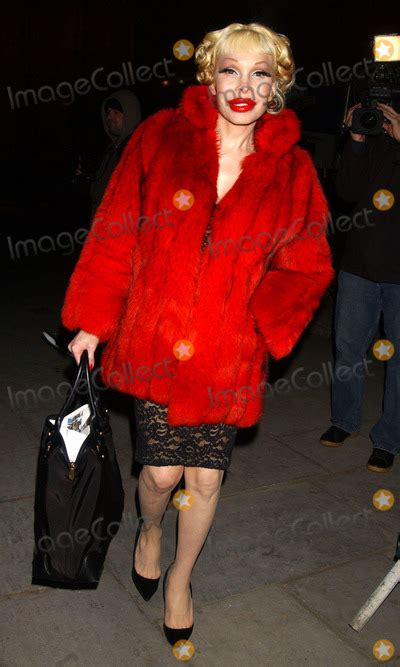 New York Fall Fashion Week 2007 Heatherette by Photos And Pictures Amanda Lepore Attends Heatherette
