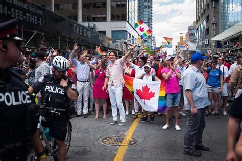 toronto gay pride highlights  information