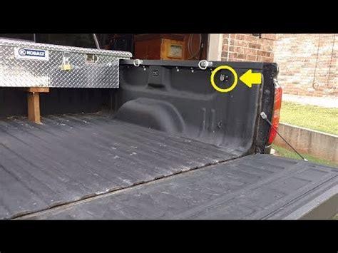 diy truck bed  power socket installation direct