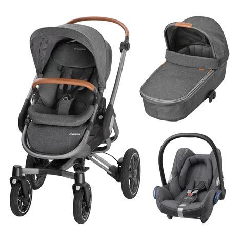 Maxi Baby Set 3in1 maxi cosi 4 wheel 3in1 cabriofix sparkling grey