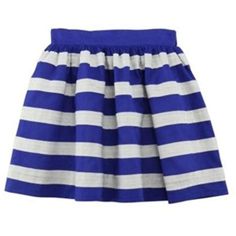 best blue and white striped skirt photos 2017 blue maize