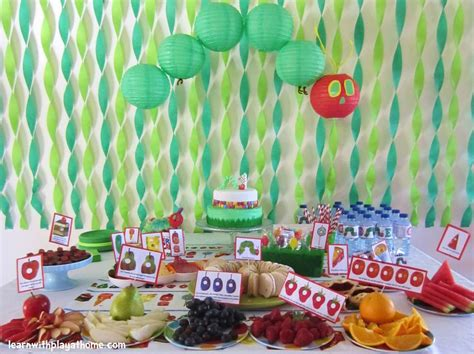 party tips 11 very hungry caterpillar party ideas brisbane kids