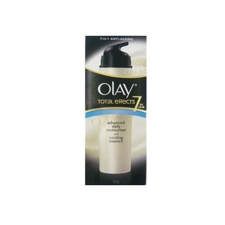 Olay Total Effect With Cooling Essence skin olay total effects advanced daily moisturizer with cooling essence 50 g