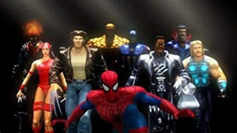 marvel ultimate alliance video game