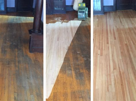 Wood Floor Sanding by How To Use A Hardwood Floor Sander 5 Common Mistakes
