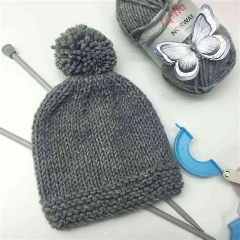 como tejer gorros de crochet como hacer un gorro de lana y como tejer a dos agujas paso
