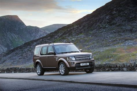 land rover discovery technical specifications and fuel economy